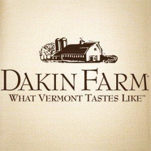 Dakin Farm Logo with Barn