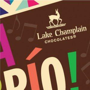 Lake Champlain Chocolates Bar Packaging
