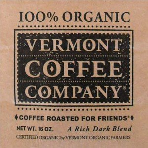 Vermont Coffee Company Packaging