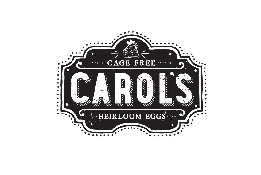 Carol's Eggs Logo