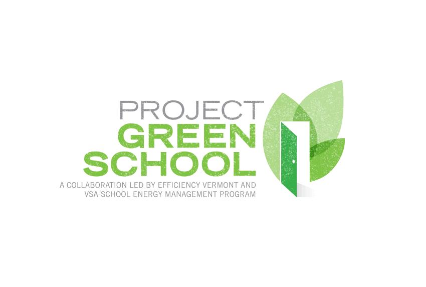 Project Green School Logo