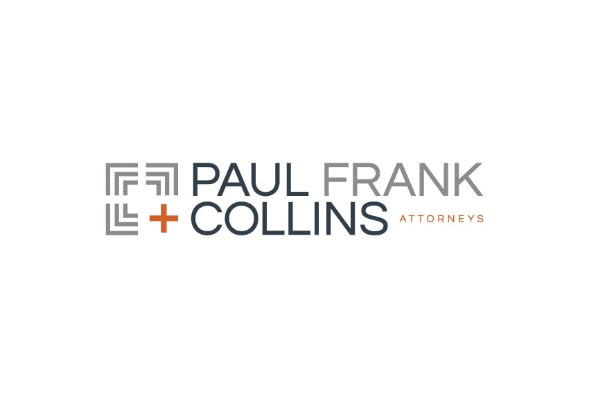 Paul Frank + Collins Logo
