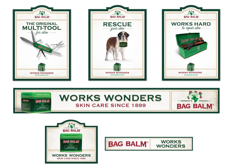 Bag Balm Digital Ads
