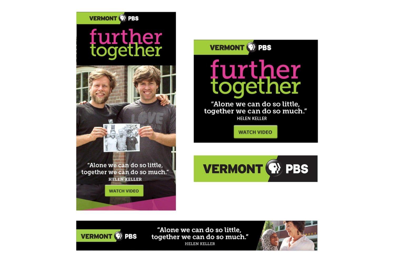 Vermont PBS Digital Ads