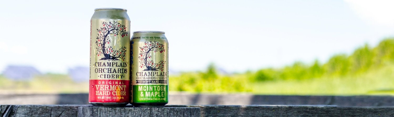 Champlain Orchards Header