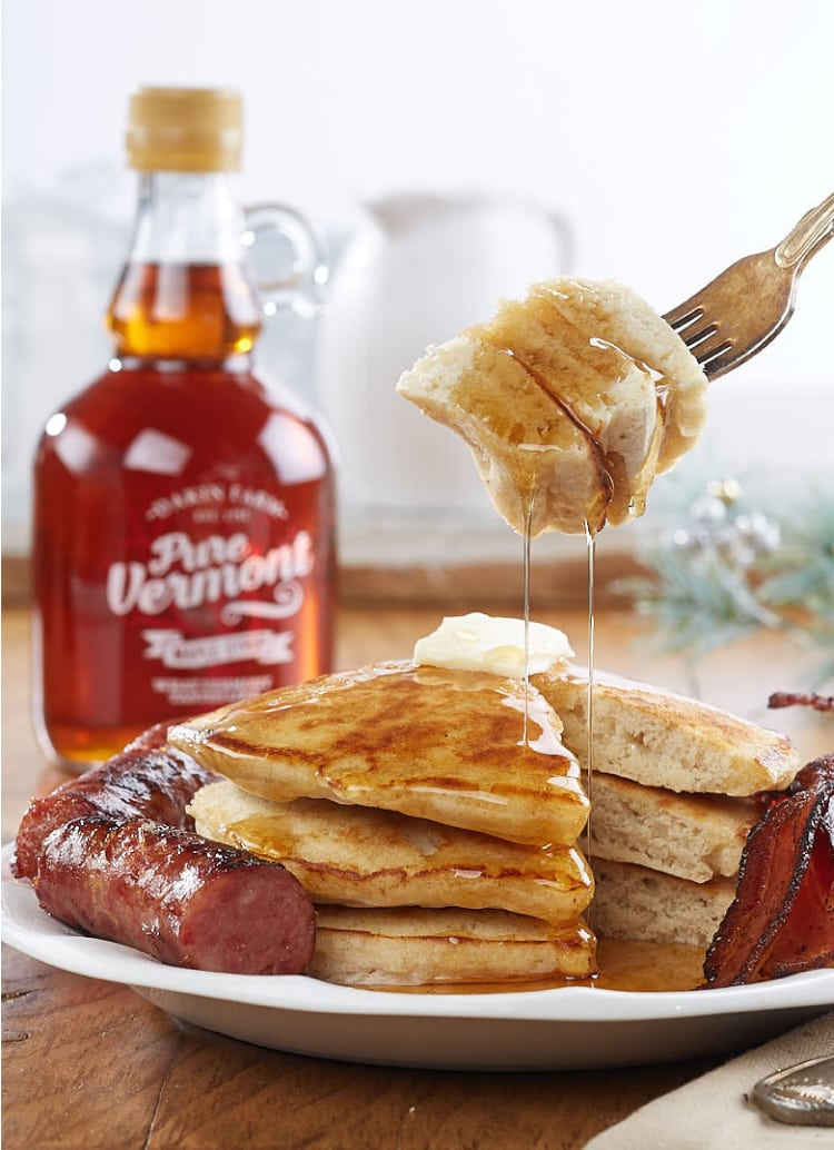 Pure Vermont Maple Syrup