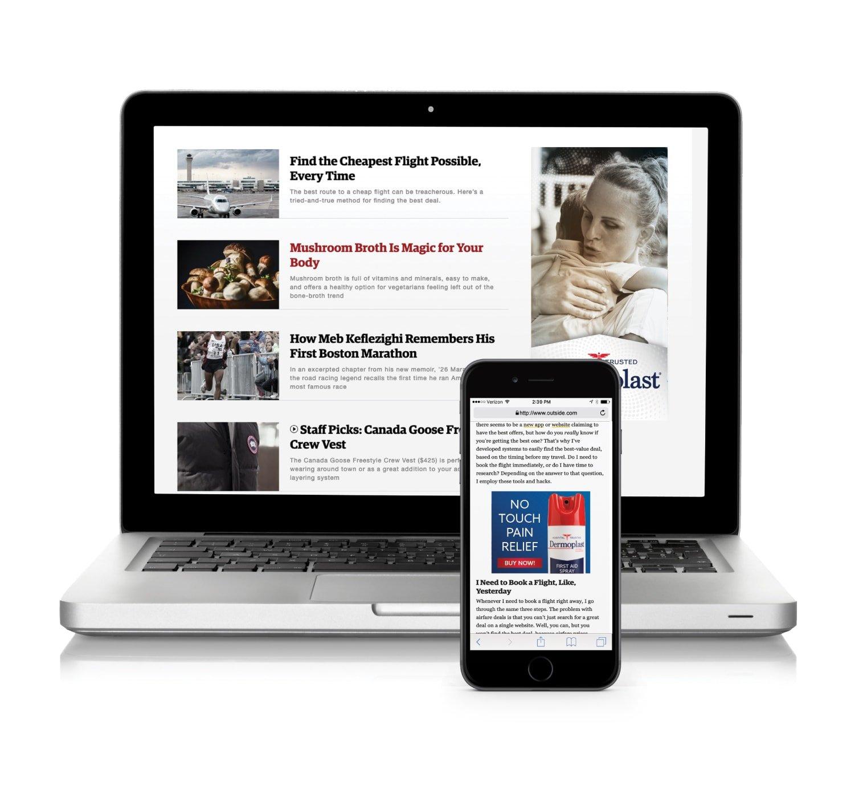 Dermoplast Digital Ads