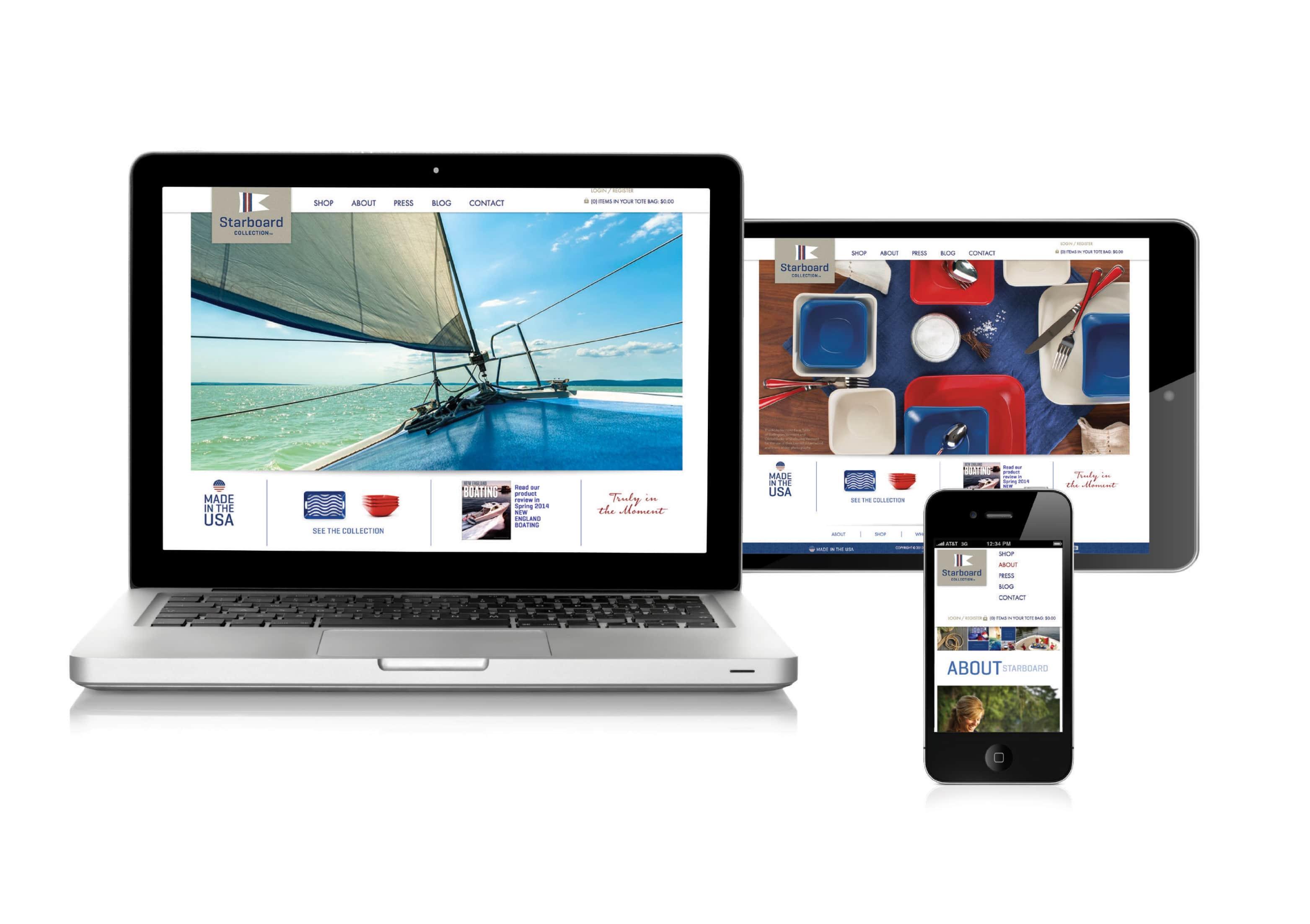 Starboard Website