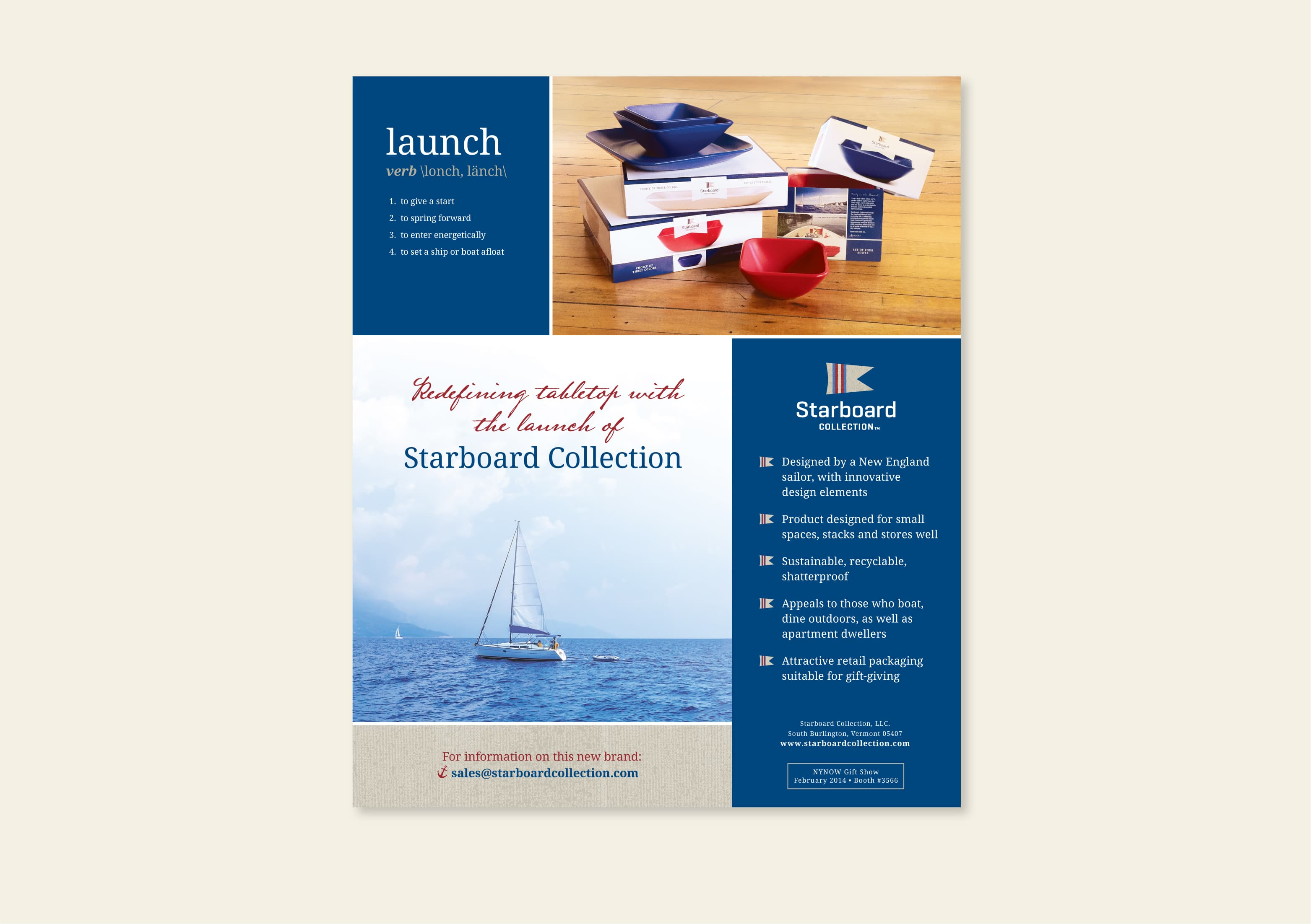 Starboard Mailer