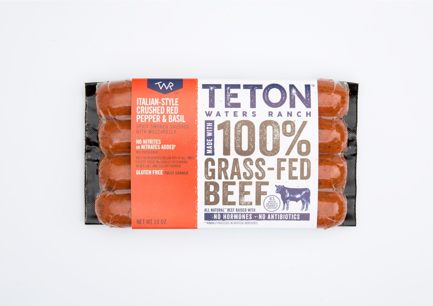 Grass-Fed Beef Packaging