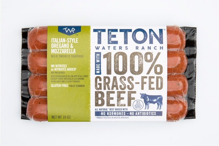 Beef Packaging Design