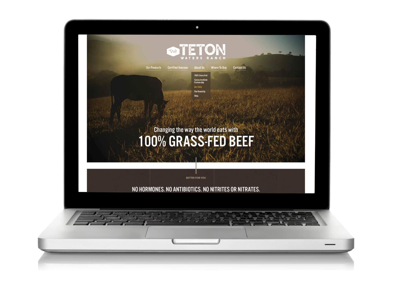 Teton Water Ranch - Laptop