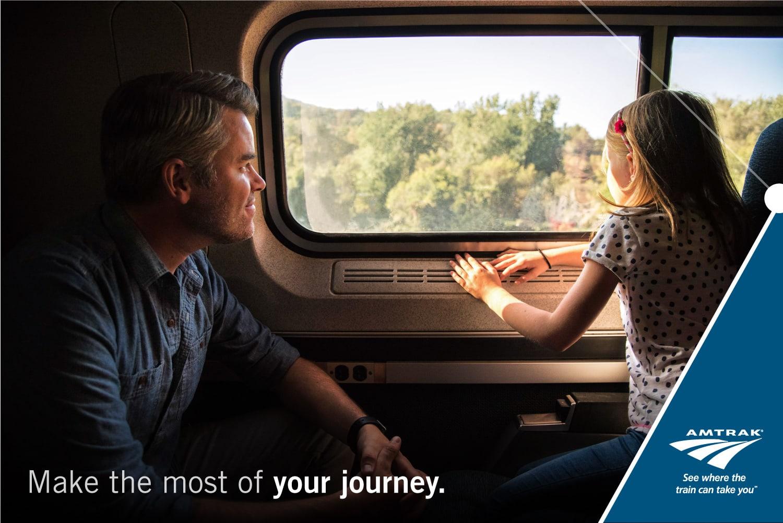 Amtrak Campaign Image