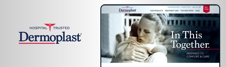 Dermoplast Web Header