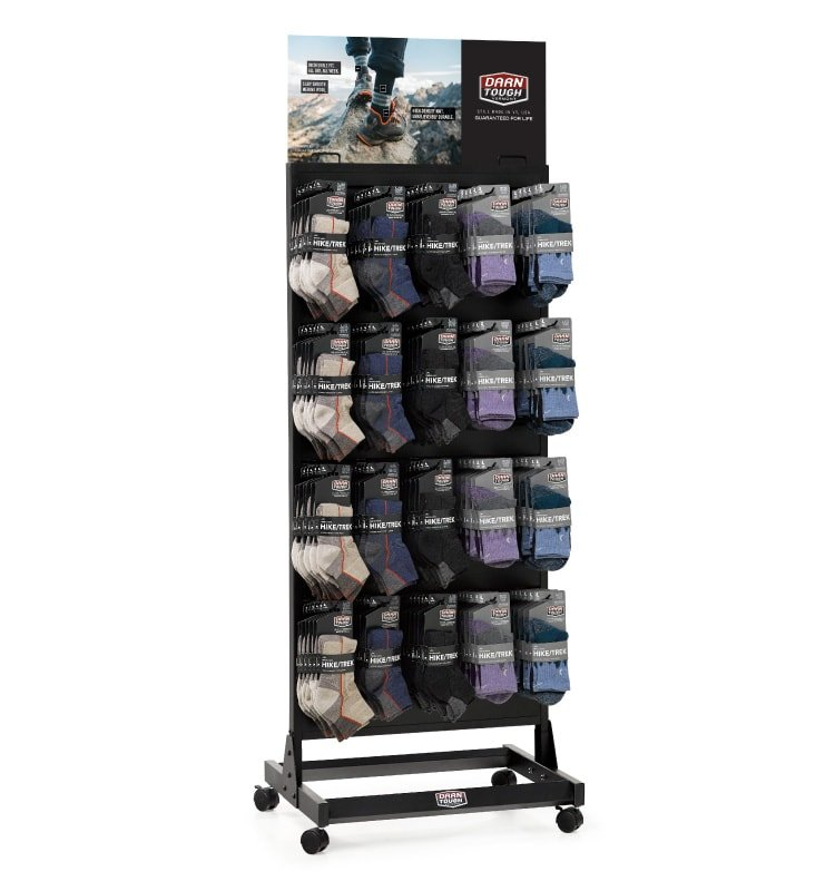 DTV POS WHOLE RACK
