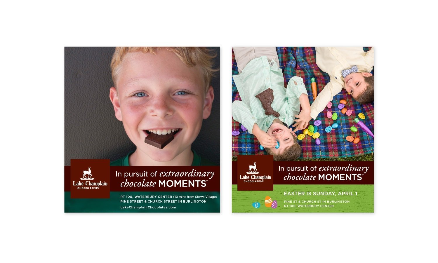 LCC Moments Advertising Campaign