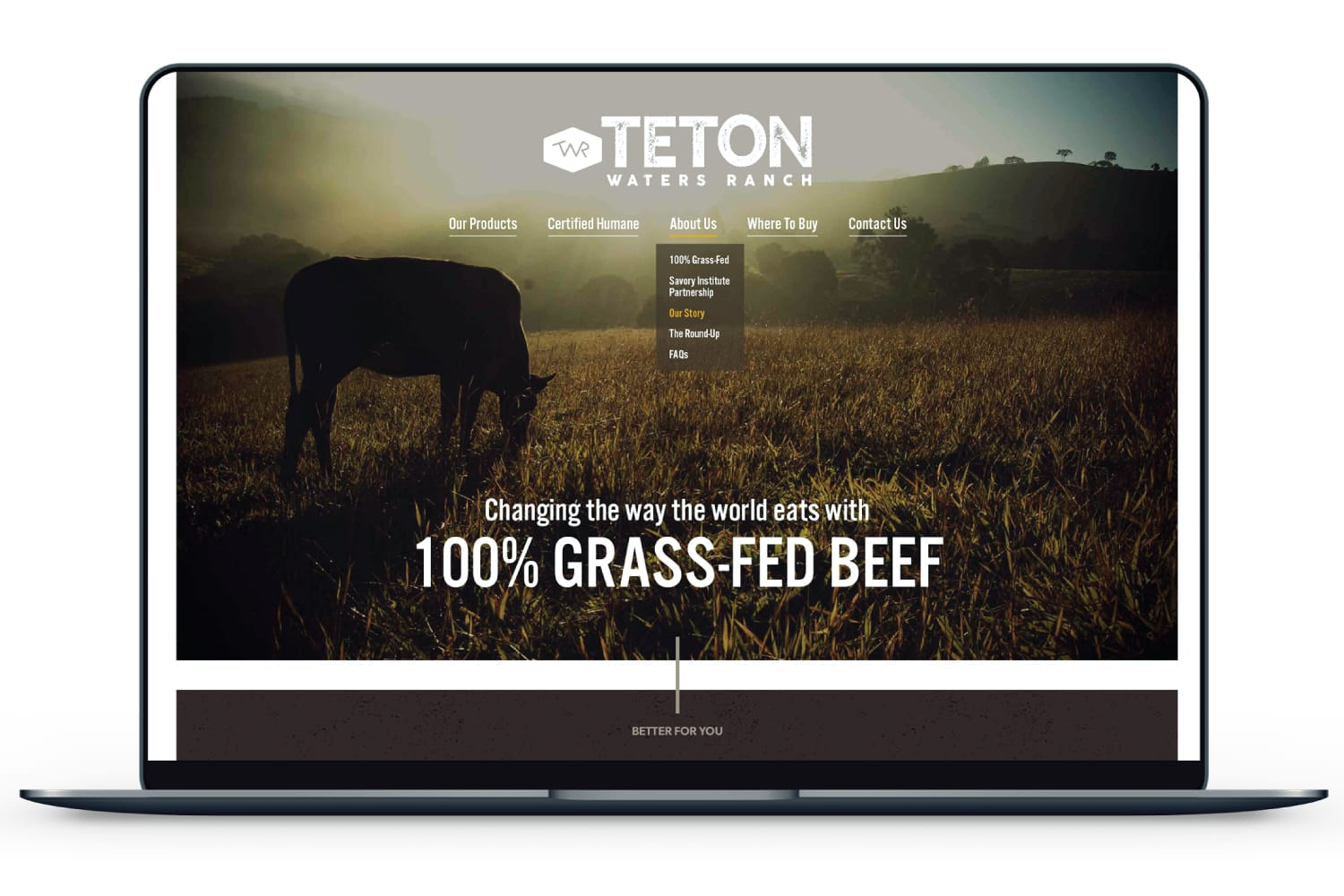 Teton Waters Ranch Website