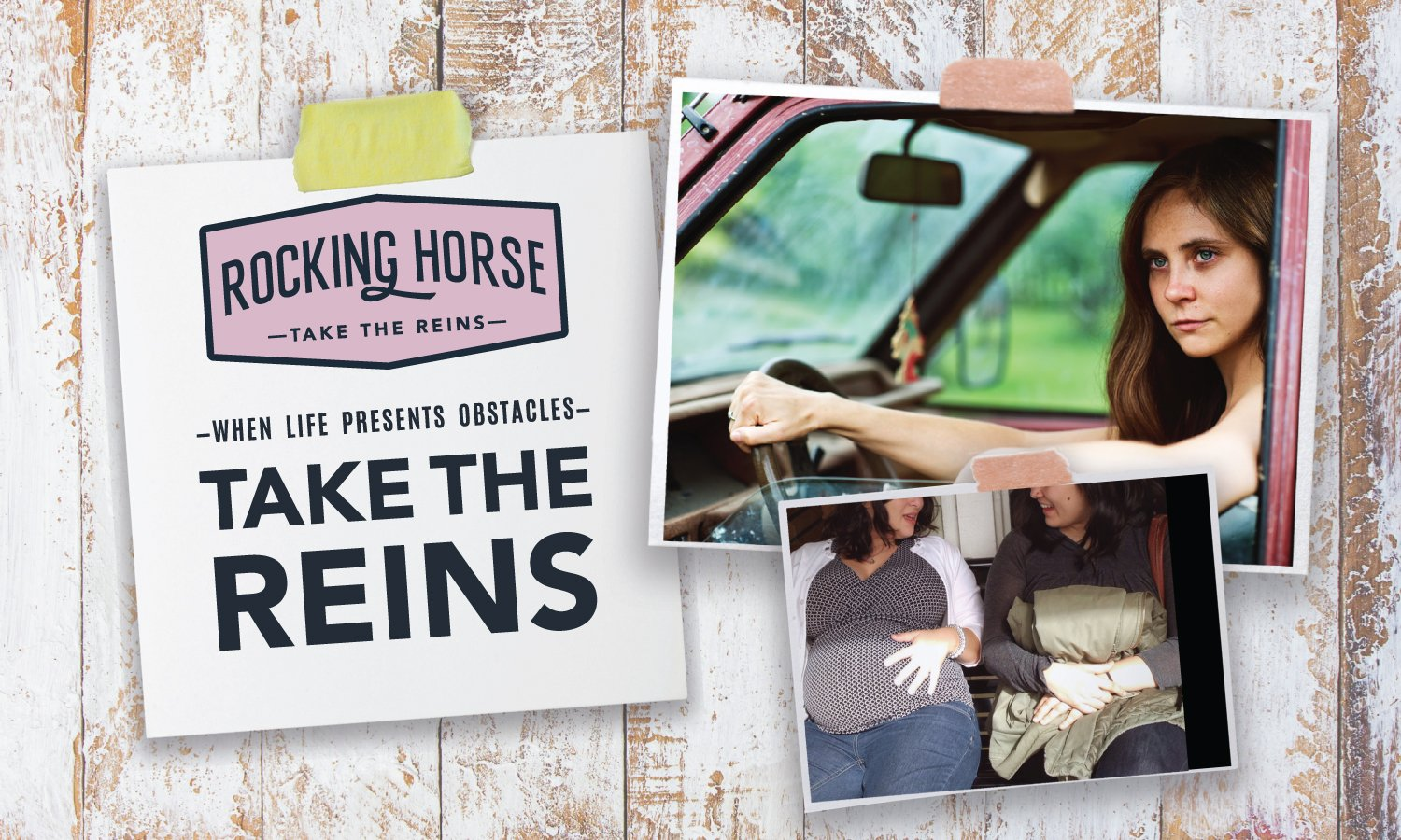 Rocking Horse Campaign Work