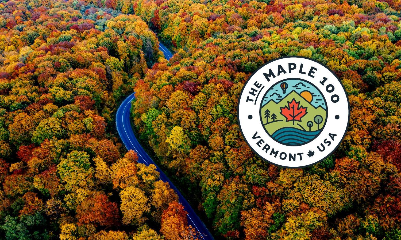 Maple 100 Badge