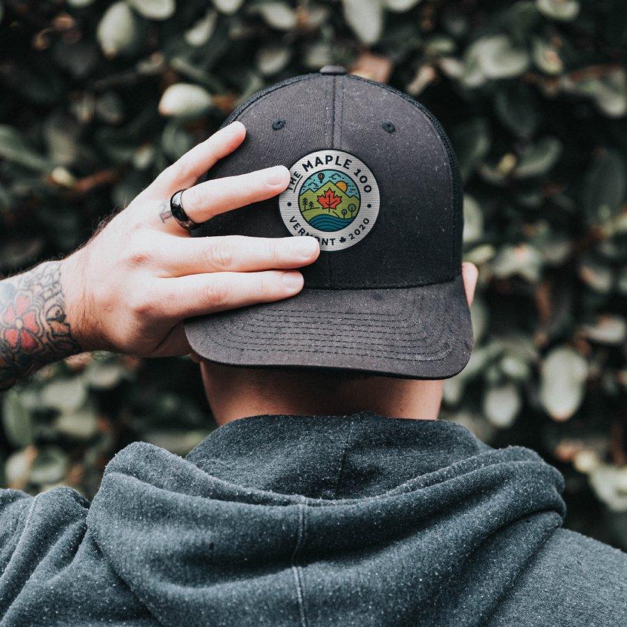 Maple 100 Logo Hat