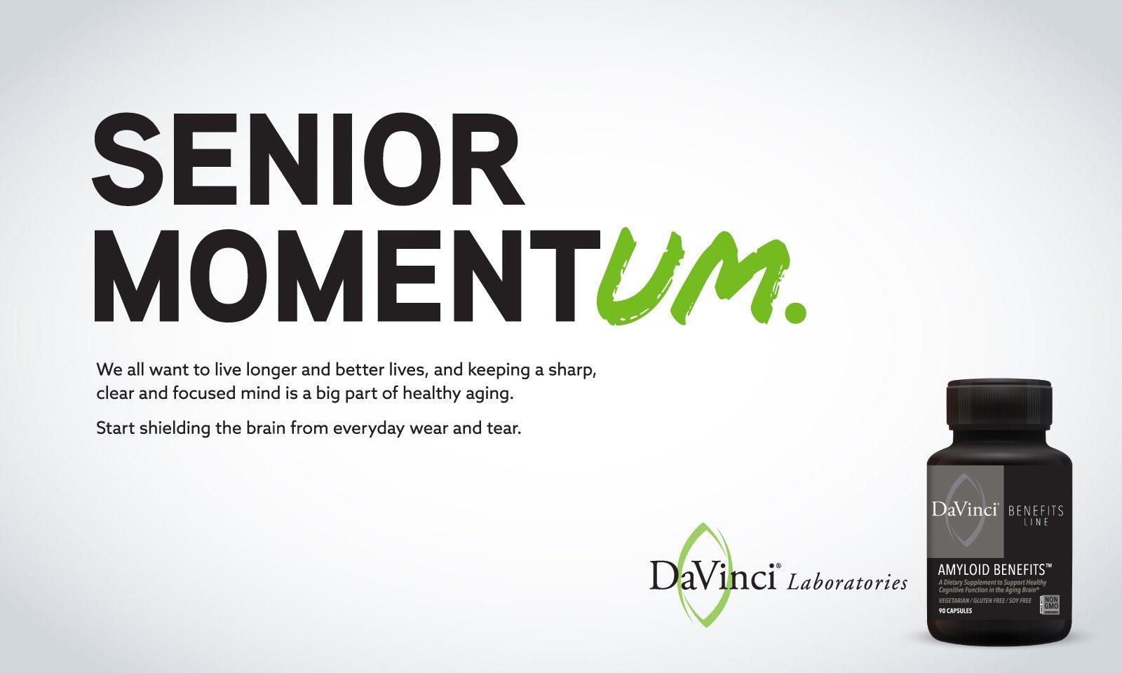 Davinci - Senior Momentum