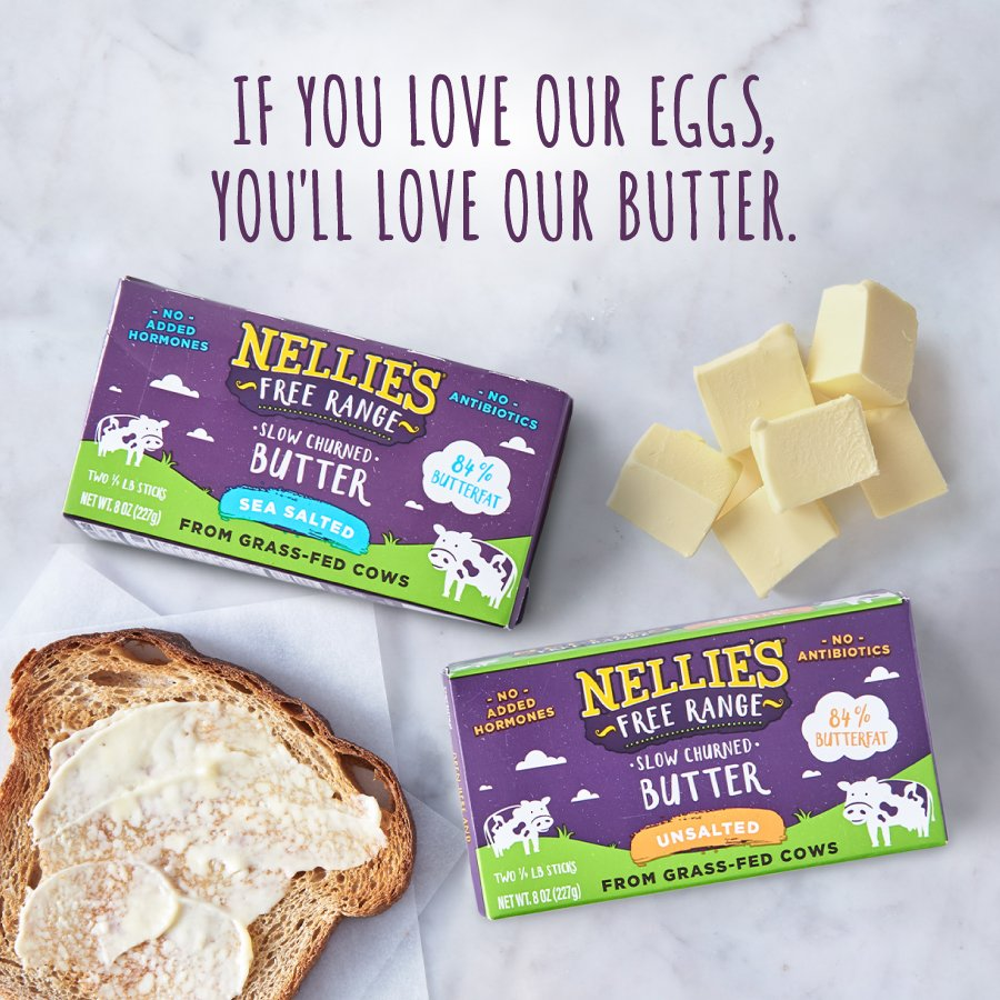 Nellie's Butter