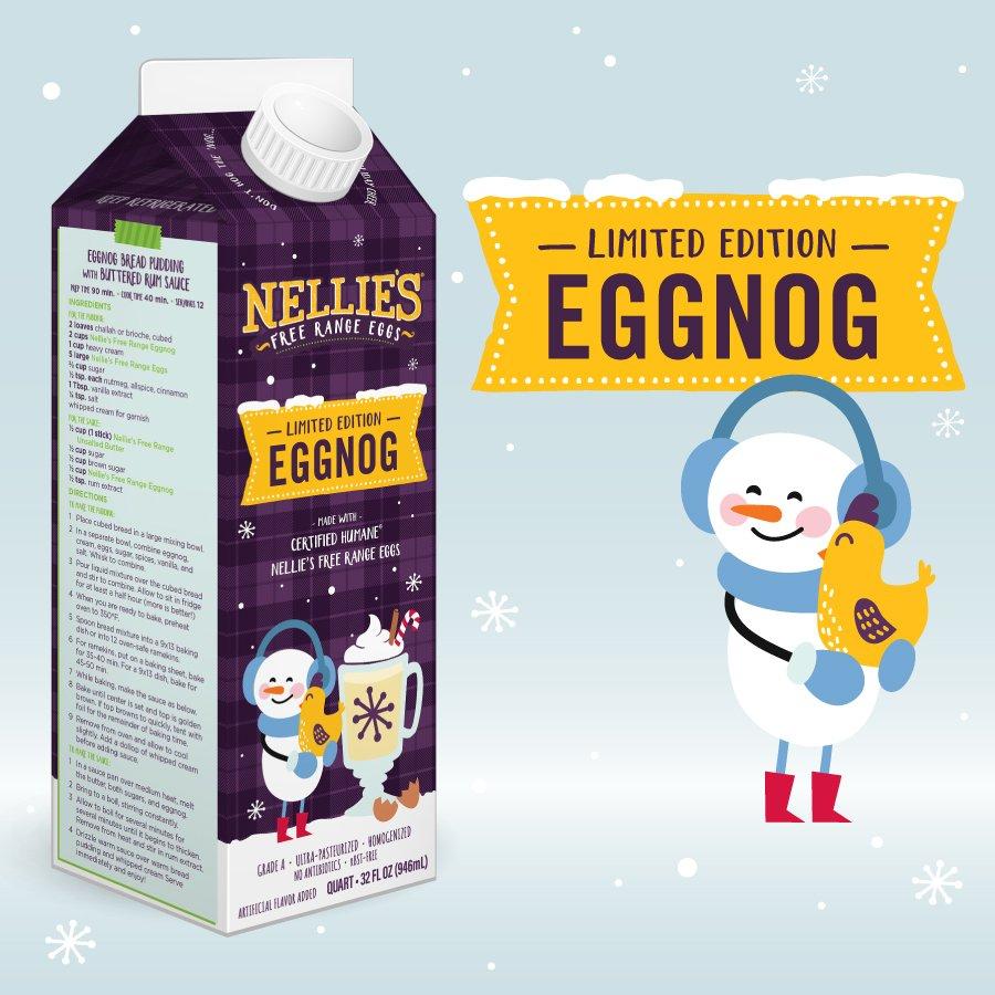 Nellie's Eggnog