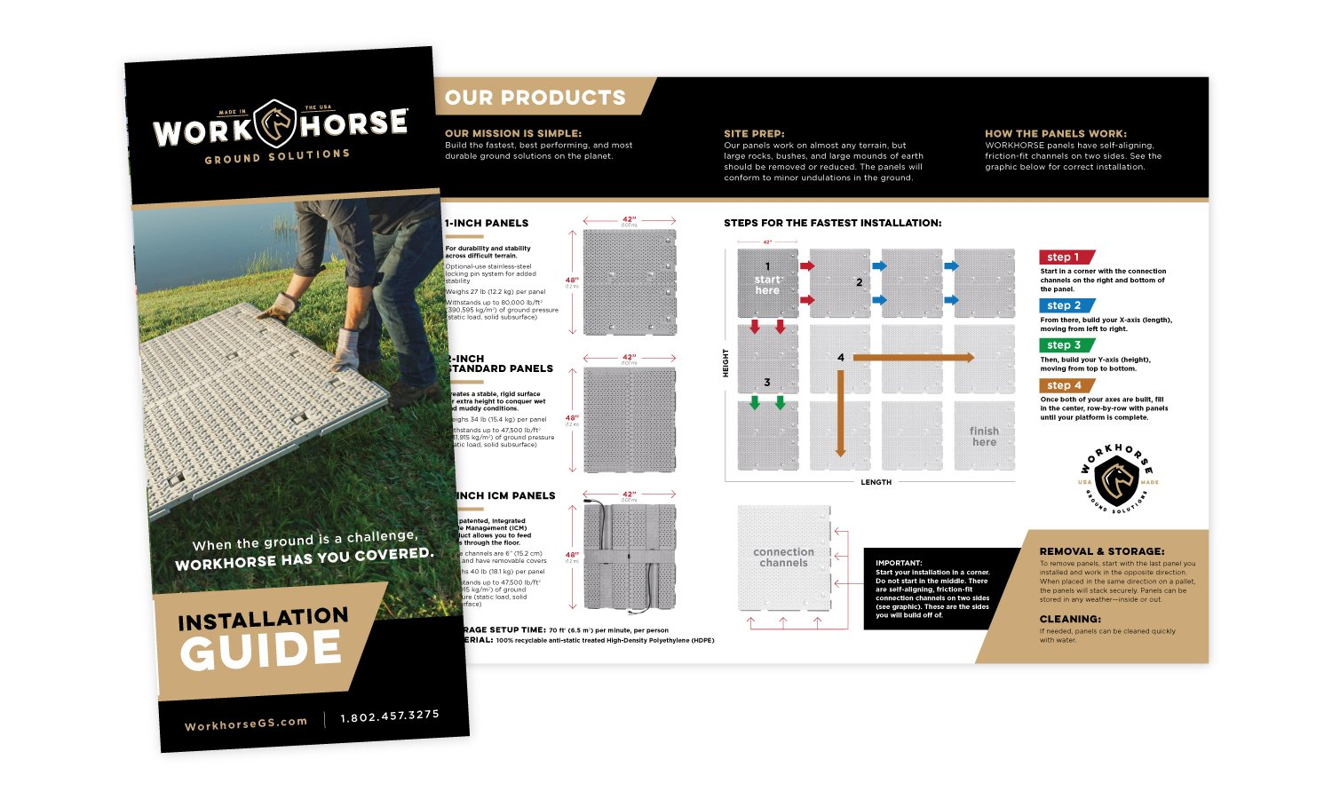 Workhorse Instruction Booklet