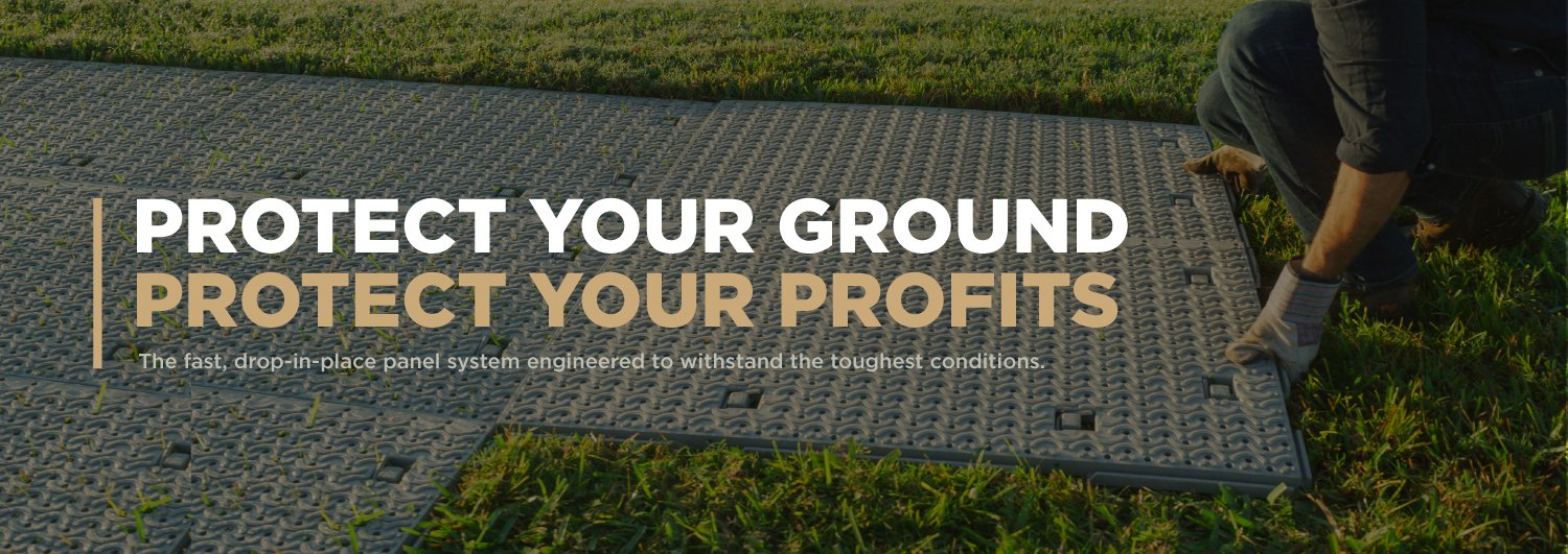 Protect Your Ground. Protect Your Profits.