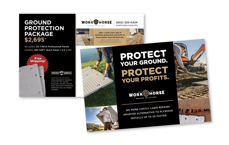 Workhorse Direct Mailer