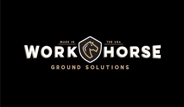Workhorse Logo on Black